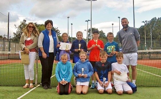Tennis10s End of Season Matchplay