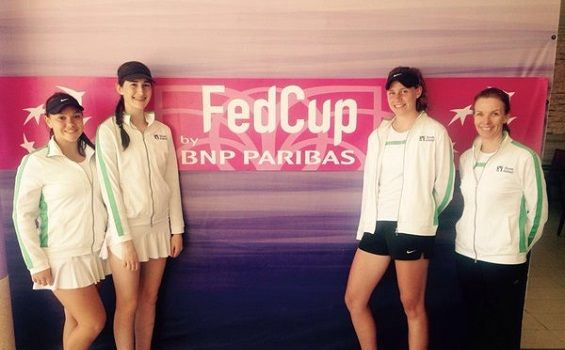2016 Fed Cup update