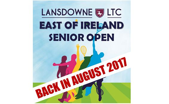 East of Ireland (Lansdowne) Senior Open Cancelled