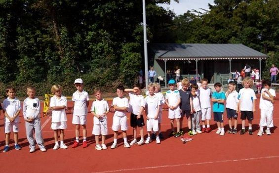 Sponsorship Opportunities Leinster Junior Tennis