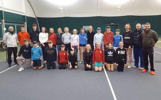Junior Performance Programme - December Newsletter