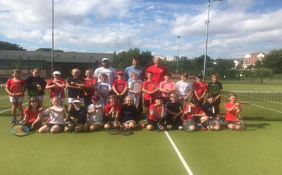 Leinster U10 Squad Visit Belfast for Match Play