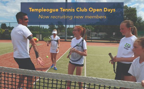 Open Days at Templeogue Tennis Club